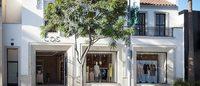 COS eröffnet ersten Store in den USA