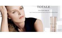 Dior: Eva Herzigová fronts ads for anti-aging serum