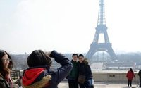 1,5 million de touristes en moins à Paris et sa région en 2016