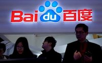 China's Baidu to buy back up to $1 billion shares