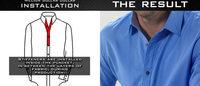 """借助 1888年的专利技术一举攻克男士衬衫""""趴趴领""""难题-微创新奇葩"""