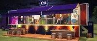 C&A leva fashion truck para dentro do Lollapalooza
