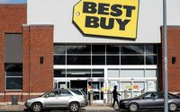 Best Buy quarterly same-store sales fall over 5%