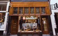 Lululemon opens first store in Amsterdam