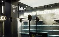 В Париже открылся один из первых в мире монобрендов Plein Sport
