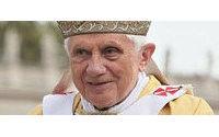 Benedicto XVI y su gusto por la moda