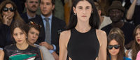 Dior holds French royal court in Death Star for Paris show