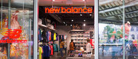 New Balance opens first store in France