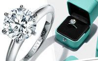 """LVMH a engagé des """"discussions préliminaires"""" avec le joaillier Tiffany"""