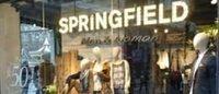 Springfield cierra su tienda del centro de Valladolid