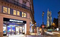 Skechers opens on Rue de Rivoli in Paris