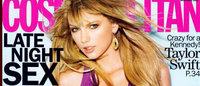 Taylor Swift, muy sexy en la portada del Cosmopolitan americano
