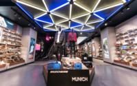 Skechers eröffnet zwei deutsche Flagship-Stores