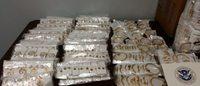 美国查获1900多件来自中国的仿冒名牌珠宝,总零售价达 299万美元