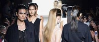 NY fashion week kicks off spring-summer 2013 collections