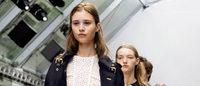 Burberry supera las expectativas en la Semana de la Moda de Londres