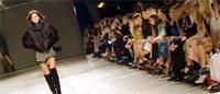 Topshop : l'enseigne britannique plus que jamais rebelle sur le catwalk