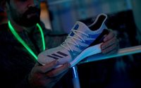 London the starting line as Adidas laces up robotic shoe run