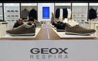 Geox sales dive 11%, gives cautious revenue outlook amid store revamp
