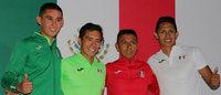 Delegación mexicana utilizará diferentes marcas de ropa en Río 2016