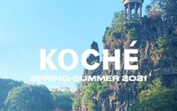 Koché will stage runway show in Paris this fall in the Buttes-Chaumont Park