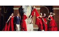 El rojo Valentino se expondrá en el Museo Thyssen-Bornemisza
