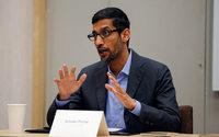 Google-Chef Pichai übernimmt auch Führung bei Mutterkonzern Alphabet