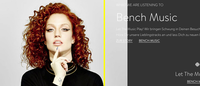 Bench lanciert Capsule Collection mit Jess Glynne
