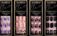 Kiss Nails exclusive Christian Siriano collection