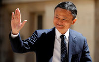 "Alibaba set for ""big challenge"" as flamboyant chairman Ma departs"
