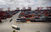 China April exports bounce back more than expected despite U.S. trade brawl