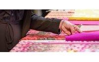 В апреле 2015 года индекс текстильного и швейного производства упал на 26,5% в годовом сопоставлении