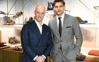 Santoni открыл новые монобрендовые бутики в Нью-Йорке и Осаке