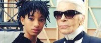Cantora Willow Smith, nova musa Chanel