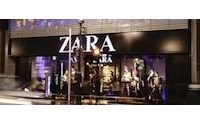 Spain's Inditex falls on currency concerns