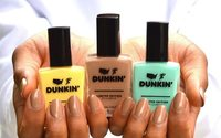 Dunkin' launches nail polish collection