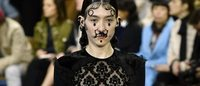 From the Paris runway: Givenchy