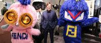 """フェンディ""""世界一の遊び心溢れるストア""""を銀座に 日本上陸50周年を記念"""