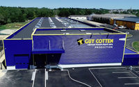 Guy Cotten inaugure une nouvelle usine de 4 500 mètres carrés dans le Finistère
