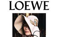 Meisel firma la nuova campagna Loewe
