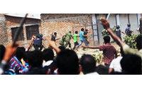 Bangladesh: violentas protestas de trabajadores del sector textil