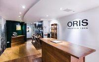 Watch brand Oris opens London pop-up
