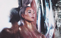 Kim Kardashian gets glossy for the holidays with new beauty launch
