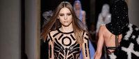 La Semana de la Alta Costura arranca con el desfile de Versace