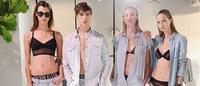 Calvin Klein White Label apresenta aposta para primavera 2015