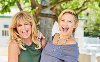 Goldie Hawn turns designer for daughter Kate Hudson's Fabletics brand