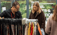 London Textile Fair sees record visitor numbers