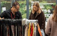 Londra Tekstil Fuarına Rekor Sayıda Ziyaretçi
