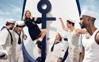 """Gigi Hadid enjouée dans la campagne Tommy Hilfiger """"The Girl"""""""