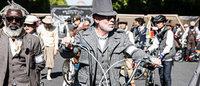 ファッション×自転車「ツイードラン」今年は世界的ウール産地の尾州も舞台に